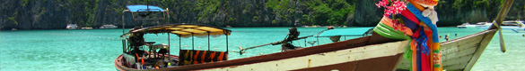exotic phi phi islands snorkeling cruise sightseeing krabi ao nang thailand